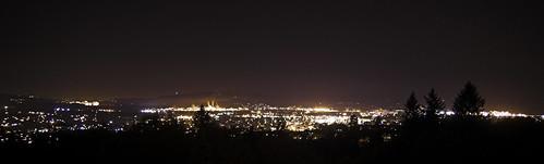 night lights washington longview