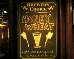 Try the Honey Wheat