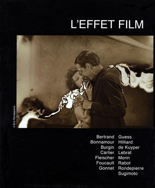 Catalogue L'Effet Film - Philippe Dubois
