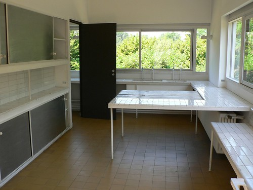 Poissy Et Le Corbusier Villa Savoye N 1 Le Blog Lejardindutemps