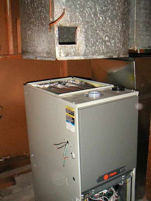 Furnace xv90 trane furnace for Trane xl90 blower motor