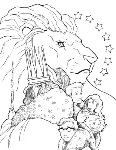 Narnia Coloring Pictures Of Scenery Coloring Pages Narnia Colouring Pages