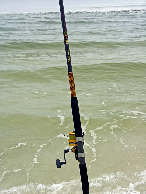Jim 39 s fishing rod ugly stick flickr photo sharing for Ugly stick fishing rods