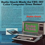 Rado Shack Made the TRS-80 Color Computer Even Better!