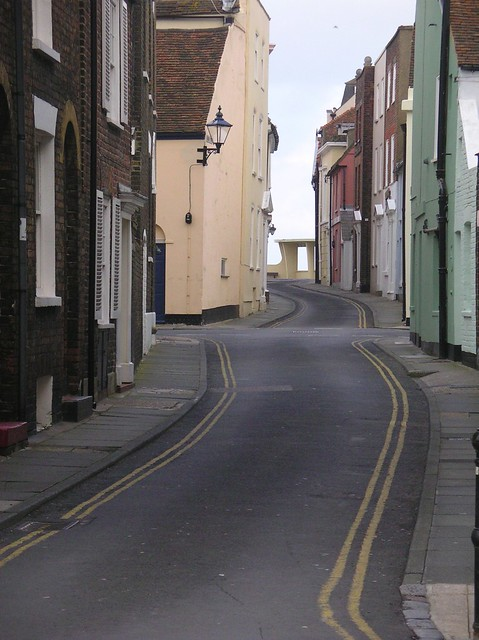 Book 2, Walk 30, Dover to Deal