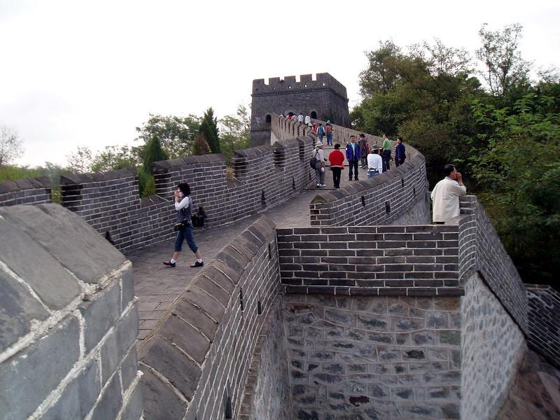 Chinese Wall, Hushan Mountain
