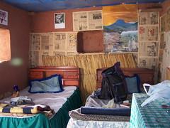 Zimmer auf Amantani