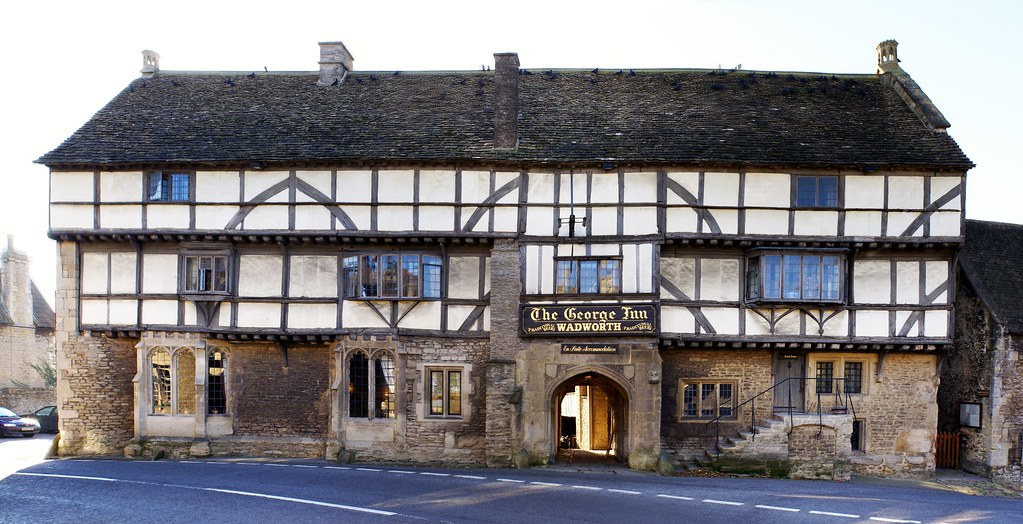 The George Inn, Norton St.Philip