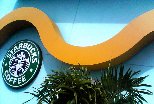 Tropical starbucks flickr photo sharing Starbucks palm beach gardens