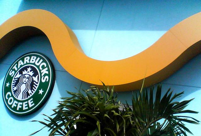 Tropical Starbucks Flickr Photo Sharing