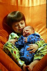 nick holding baby sequoia    MG 4586