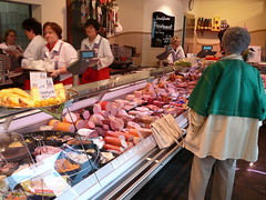 charcuterie, food, butcher, cuisine, delicatessen,