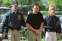 Gaston Bastiaens goes to Jail, May 2001