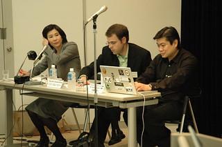 Firefox 2 Japan press event 2