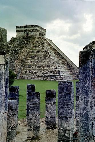 El Castillo - Pyramid of Kukulcan