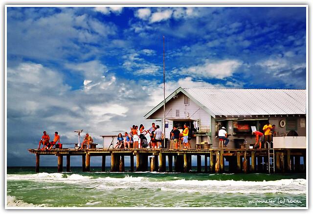 Anna maria island historic pier flickr photo sharing for Anna maria island fishing pier