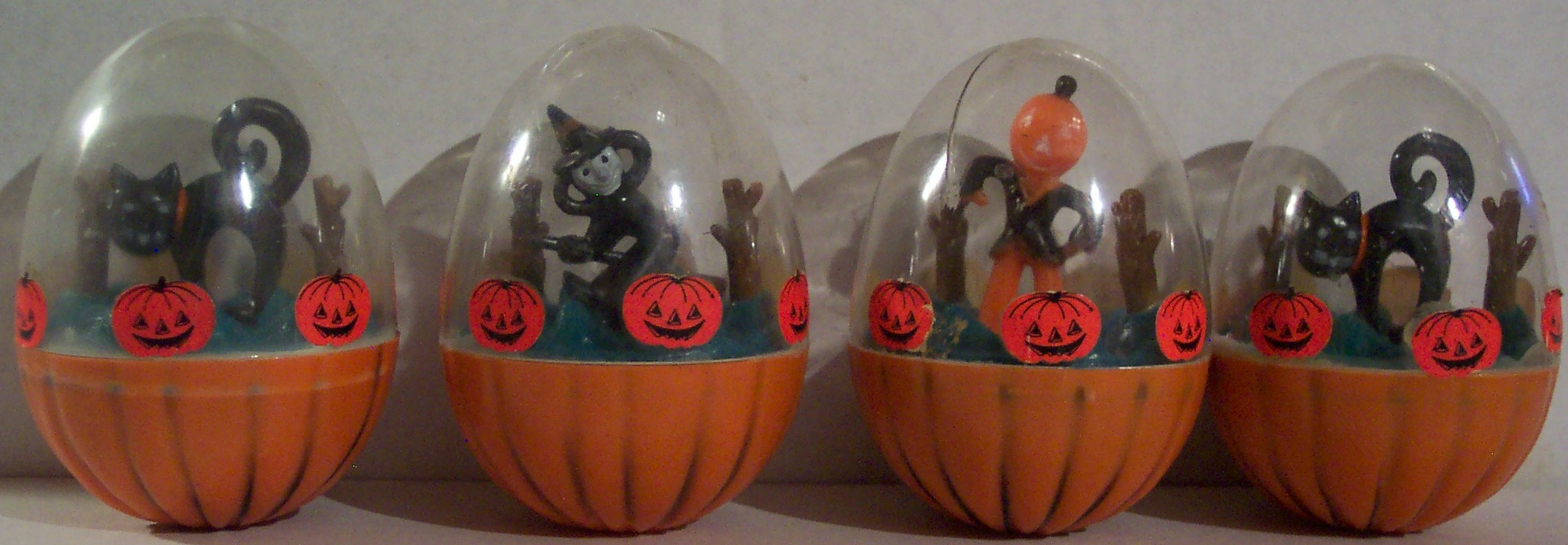 Vintage Halloween Decorations Plastic  Viewing Gallery - Plastic Halloween Decorations