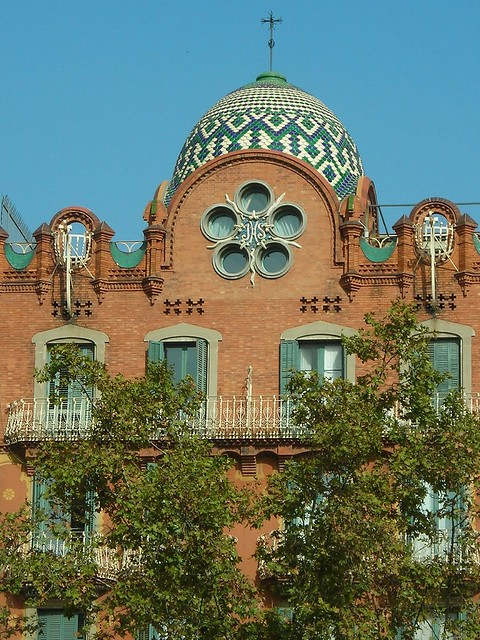 Gaudi architecture flickr photo sharing for Architecture gaudi