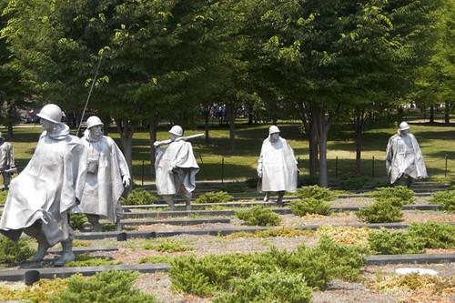 Korean War Memorial 13552