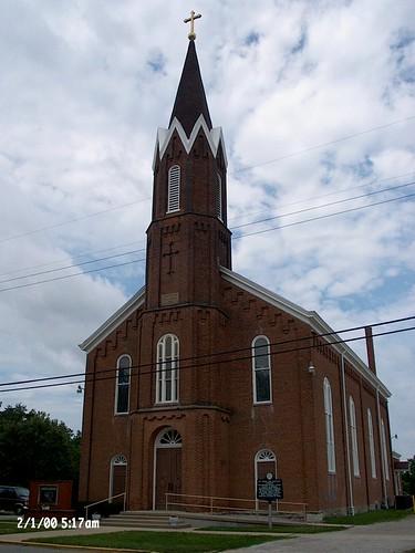 St John the Baptist (Dearborn County, IN)
