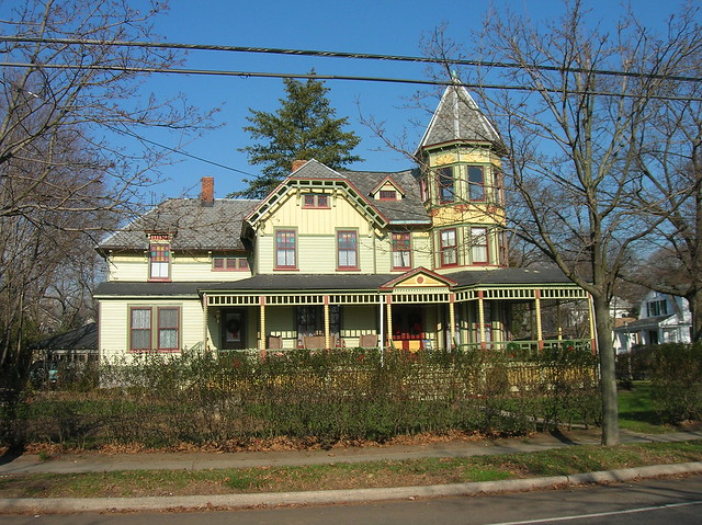Hine House Sea Cliff Ny 2006 Flickr Photo Sharing