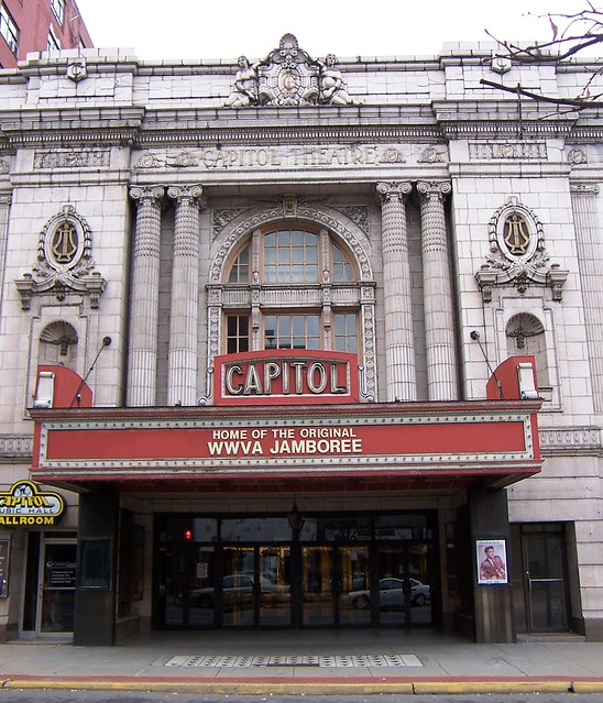 West virginia movie theater