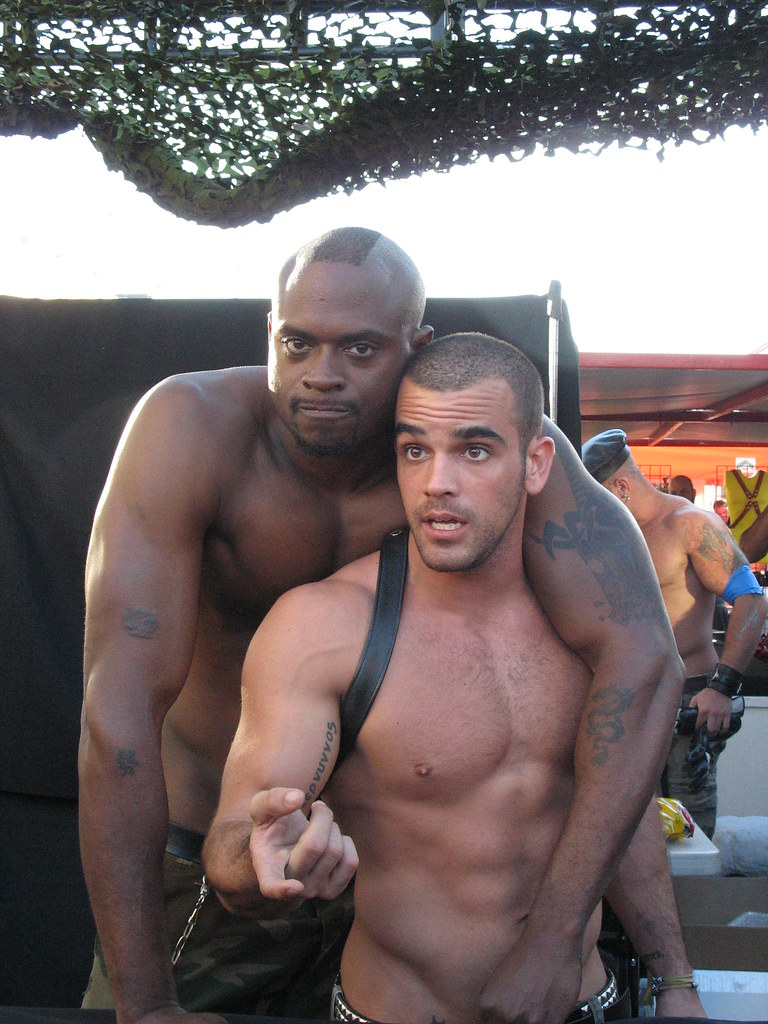 Fat police gay sex two daddies are better 2
