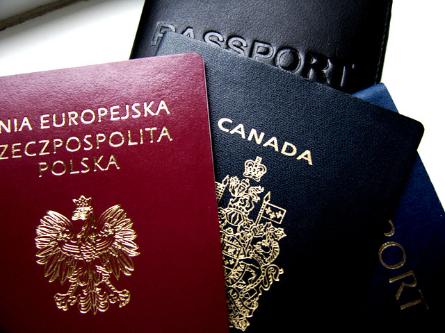 Passports - Image by Flickr user dariusz69