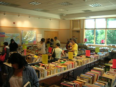 Friends of the Shoreline Library Book sale