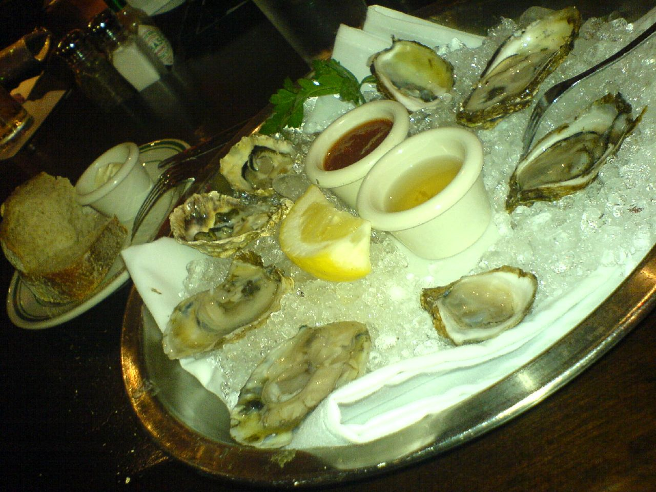 Oysters Long Island Restaurants