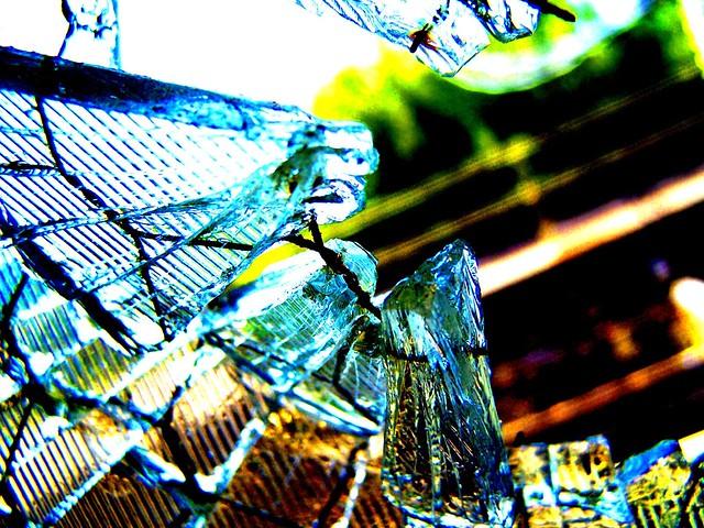 Breakage from Flickr via Wylio