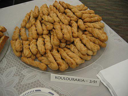 butter cookies-Koulouraki 2/$1