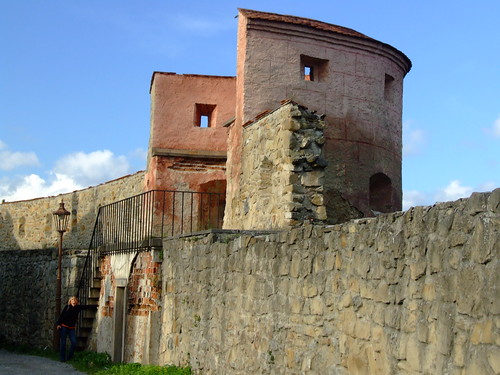 More Bardejov city walls