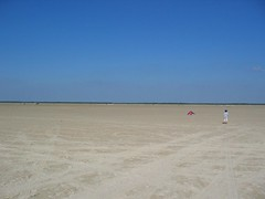horizon, sand, aeolian landform, natural environment,
