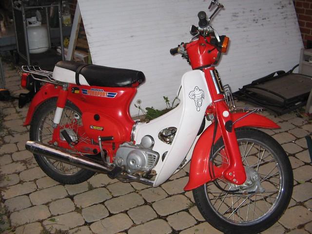 1980 Honda Passport C70 Flickr Photo Sharing
