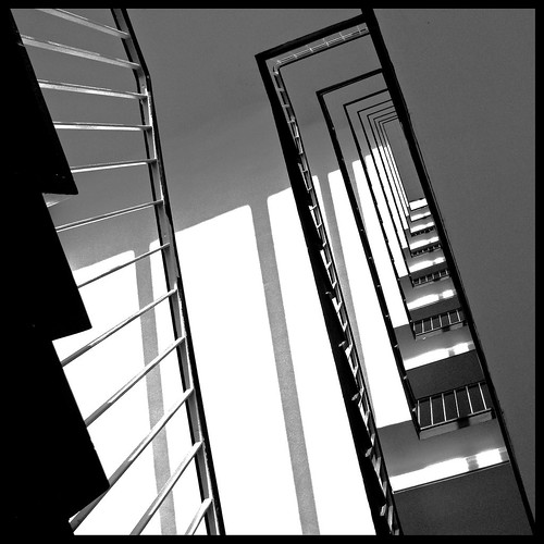 stairs and shadows (viaticum)