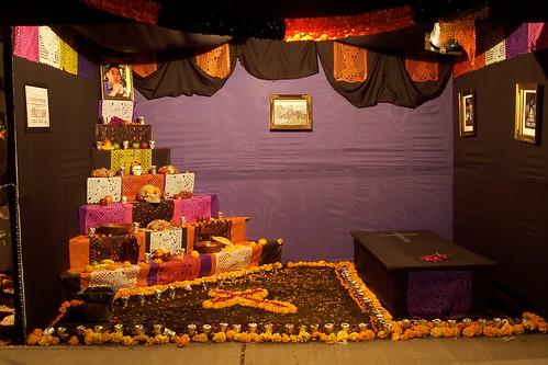 El Altar de Muerto