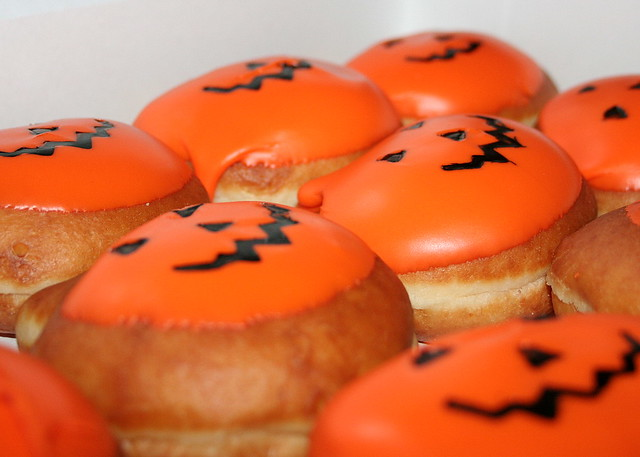 Holloween Doughnuts
