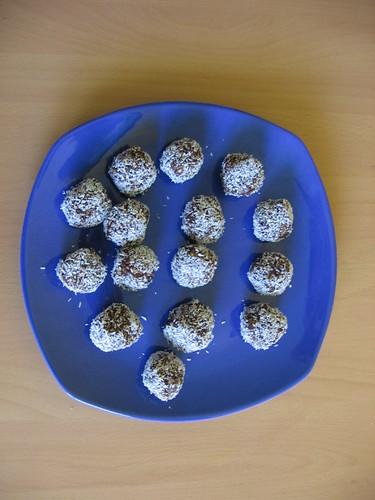 Chokladbollar. AKA Swedish Chocolate Balls. Dee-lish.