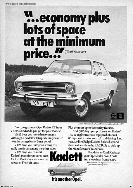 Old Car Adverts Pre 1990 A Gallery On Flickr