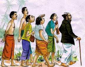 Folk tales of Sri Lanka