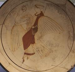 Afrodita damunt una oca
