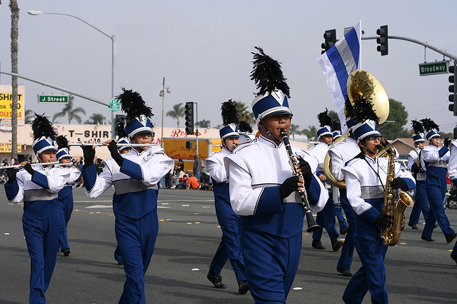 High School Marching Band Logos http://www.flickr.com/photos/czzyzx41/295122016/
