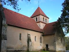 église (CHAPEAU,FR03)
