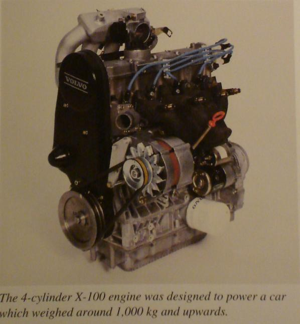 Volvo Modular Engine