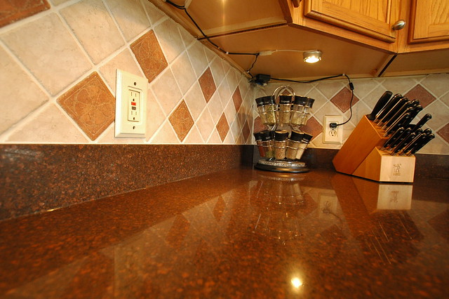 Kitchen Countertop For Modern Home