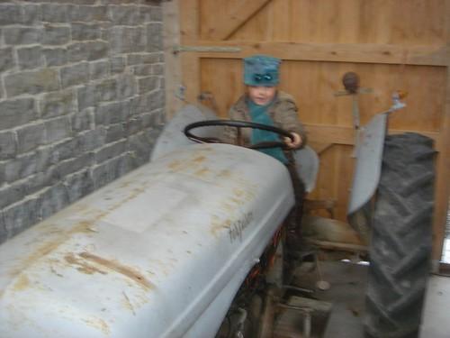 Traktor & Pauline