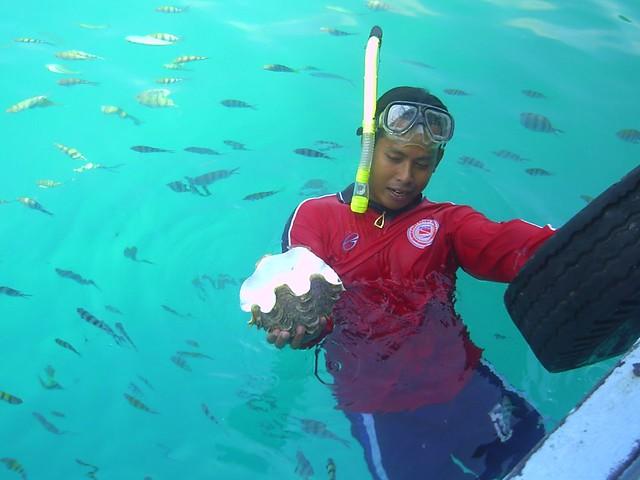 Thailand, Snorkel