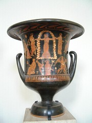urn(0.0), iron(0.0), hand drum(0.0), bronze(0.0), lighting(0.0), art(1.0), pottery(1.0), metal(1.0), vase(1.0), antique(1.0), ceramic(1.0),