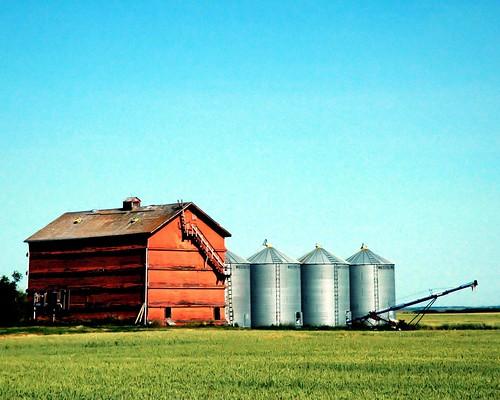 travel landscape farm